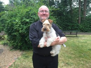 Fr. Peter and Bella
